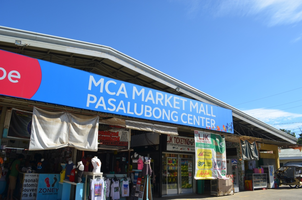 MCA MARKET MALL PASALUBONG CENTER